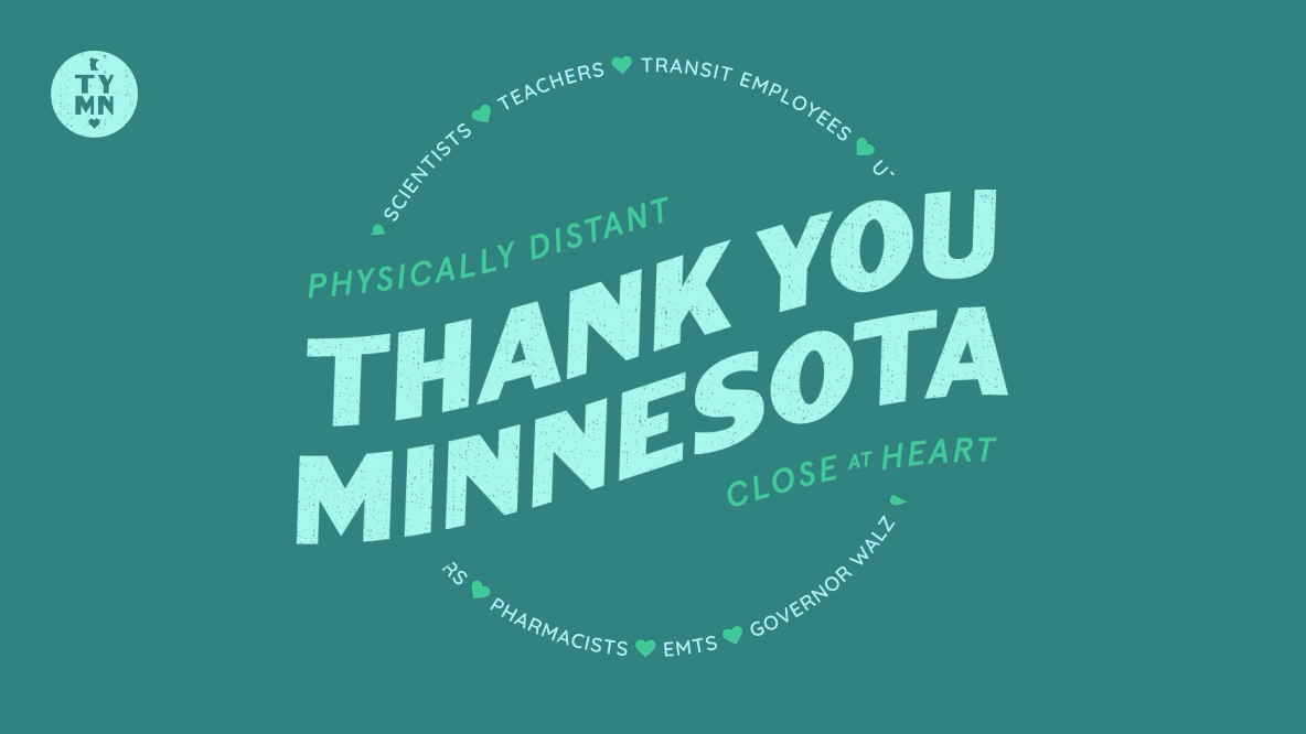 Thank You Minnesota
